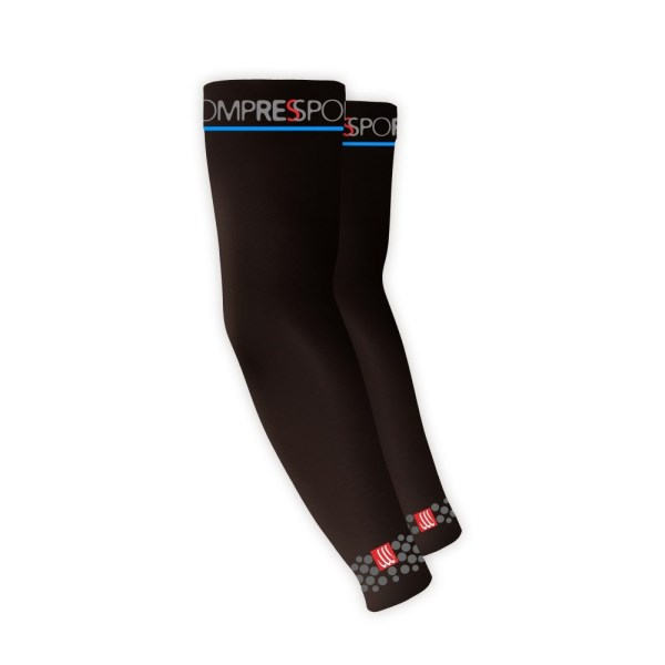Compressport Compression Arm Warmers - Black